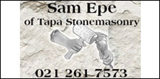 Sam Epe of Tapa Stone Masonry